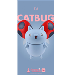 Bravest Warriors Action Figure 1/6 Catbug 10 cm