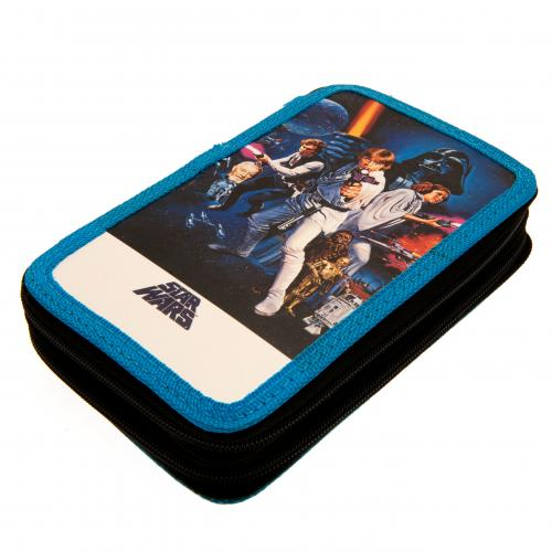 Star Wars Filled Pencil Case