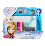 DISNEY Frozen My Creative Pad with 34pc Creative Accessories Kit