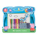 PEPPA PIG My Creative Pad with 34pc Creative Accessories Kit