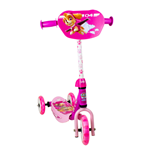 PAW PATROL Skye Three Wheel Scooter with Adjustable Handlebar