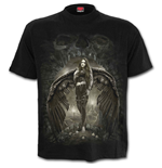 Dark Angel - T-Shirt Black