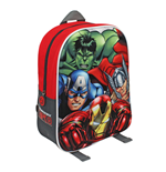 Avengers 3D Backpack Group