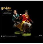 Harry Potter My Favourite Movie Action Figure 2-Pack Potter & Malfoy Quidditch Ver. 26 cm