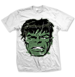 Marvel Comics T-Shirt Hulk Big Head Distressed