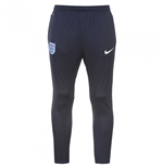 2016-2017 England Nike Strike Training Pants (Navy)