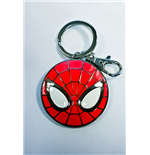 Spiderman Keychain Logo