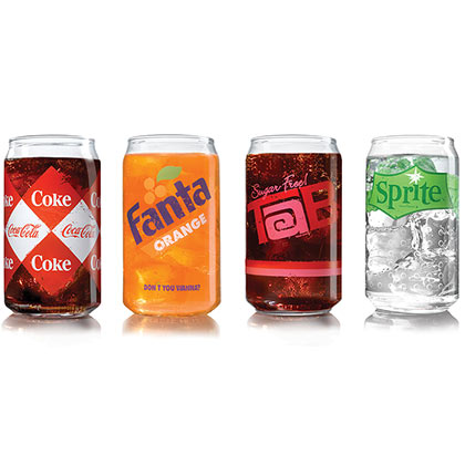 Coca Cola Drinking Glasses For Sale