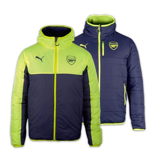 puma arsenal jacket