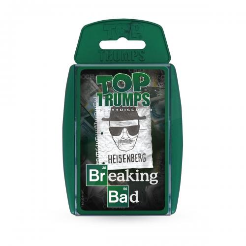 Breaking Bad Top Trumps