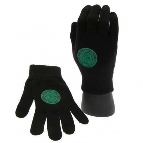 Celtic F.C. Knitted Gloves Adults
