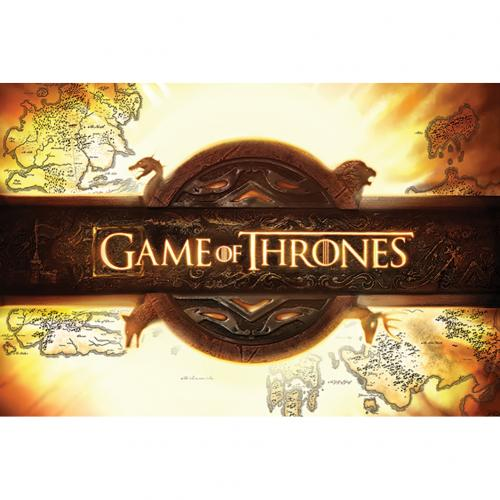 Game Of Thrones Poster Logo 202