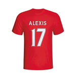 Alexis Sanchez Arsenal Hero T-shirt (red) - Kids