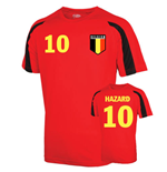 Belgium Sports Training Jersey (hazard 10)