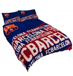 F.C. Barcelona Double Duvet Set IP
