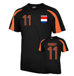 Holland Sports Training Jersey (robben 11)