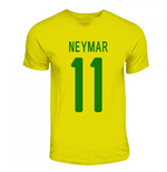 Neymar Brazil Hero T-shirt (yellow)