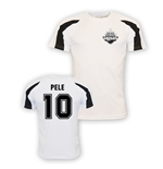 Pele Santos Sports Training Jersey (white)