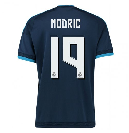 2015-2016 Real Madrid Third Shirt (Modric 19) - Kids