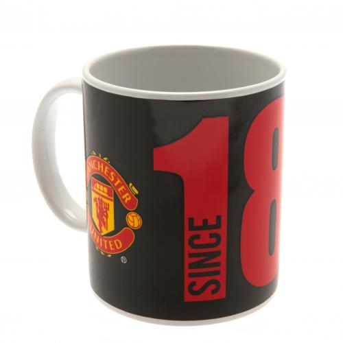 Official Manchester United F C Mug Sn Buy Online On Offer