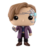 Doctor Who POP! Television Vinyl Figure 11th Doctor (Mr. Clever) 9 cm