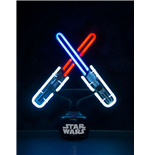Star Wars Neon Light Lightsaber 22 x 28 cm