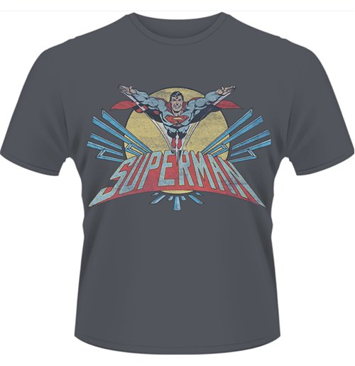 Superman - Flying LOGO-DC Originals T-shirt (Unisex)