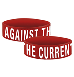 Against The Current T-shirt Logo