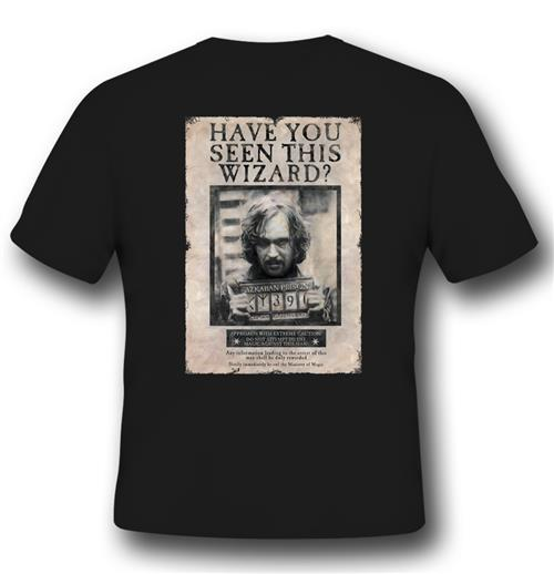 Harry Potter T-shirt Sirius Black For Only £ 17.35 At