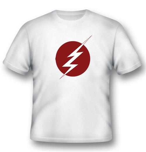 Flash T-shirt Lightning Logo