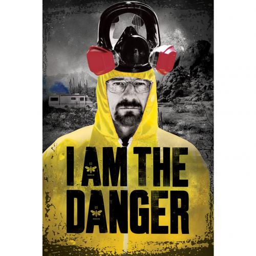 Breaking Bad Poster Danger 237