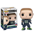 NFL POP! Football Vinyl Figure Jimmy Graham (Seattle Seahawks) 9 cm