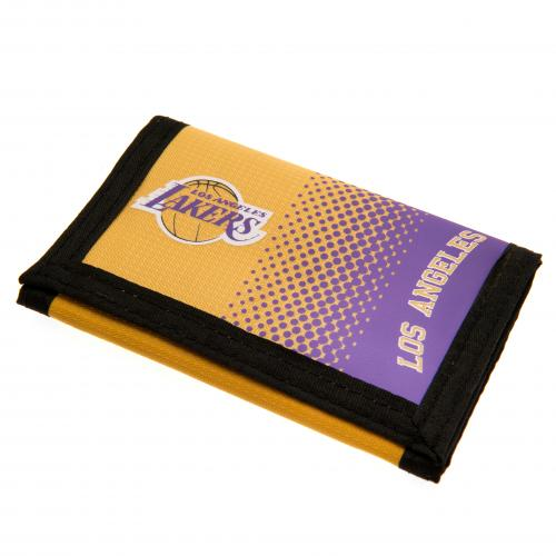 Los Angeles Lakers Nylon Wallet FD