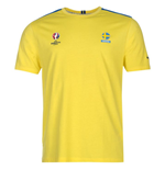 Sweden UEFA Euro 2016 Core T-Shirt (Yellow)