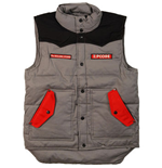 The Rolling Stones Quilted vest 236384