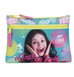 Soy Luna (FREE) pencil case big