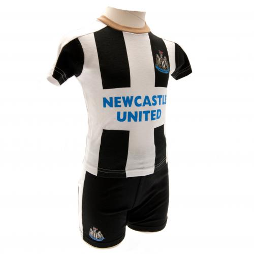 Newcastle United F.C. Shirt & Short Set 18/23 mths