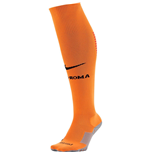 2016-2017 AS Roma Nike Third Socks (Bright Citrus)