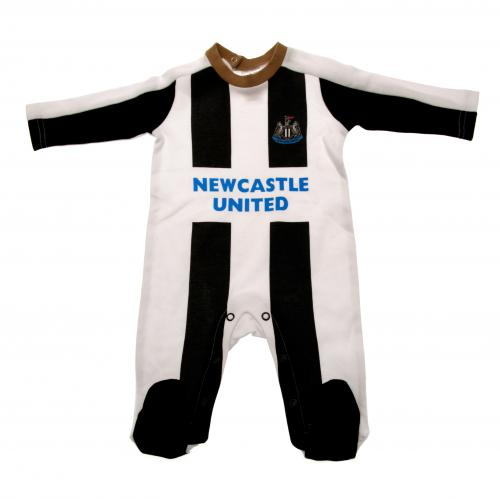 Newcastle United F.C. Sleepsuit 0/3 mths