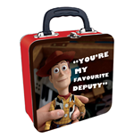 Toy Story Tin Case - Toy Story Square Favourite Deputy