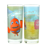Finding Nemo Glass Set - Just Keep Swimming