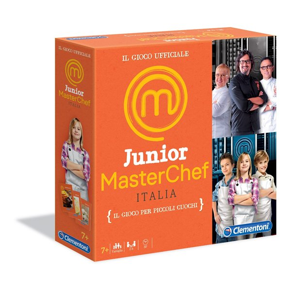 Official masterchef board game 237304 buy online on offer for Masterchef gioco