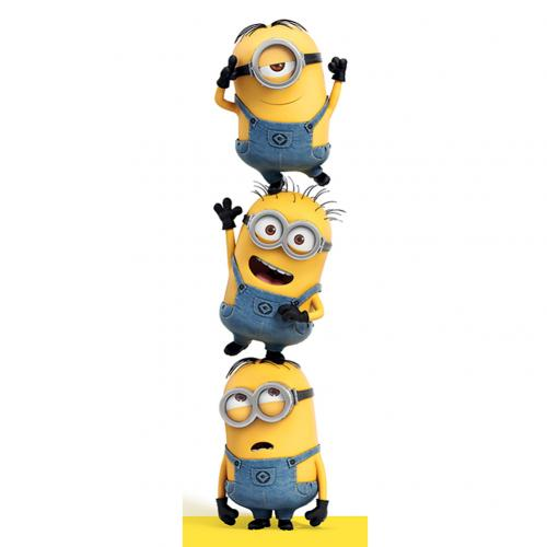 Despicable Me Door Poster Minions 320