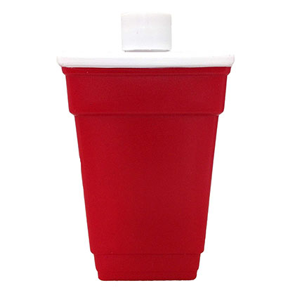 Red Cup Hidden Flask