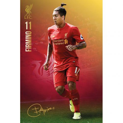 Liverpool F.C. Poster Firmino 65
