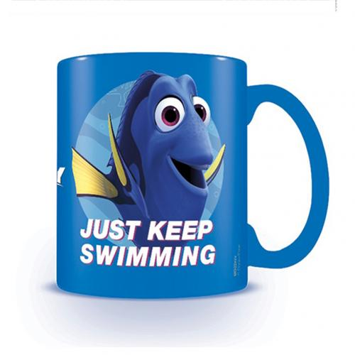 Finding Dory Mug Swimming