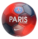 2016-2017 PSG Nike Skills Football (Red)