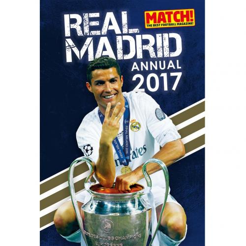 Real Madrid F.C. Annual 2017