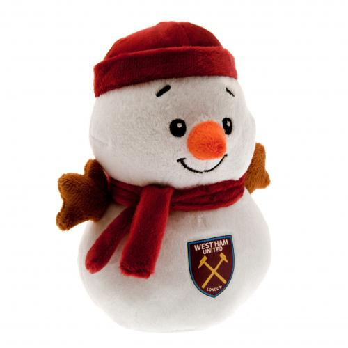 West Ham United F.C. Snowman