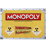 Back to the Future Board Game Monopoly *German Version*